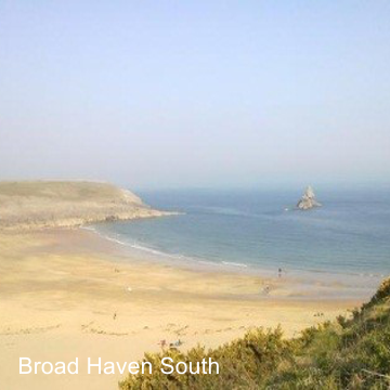 Cascade Lodge - Broad Haven South